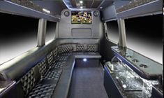 limo Mercedes Sprinter Van image 1