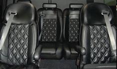 limo Mercedes Sprinter Van image 2